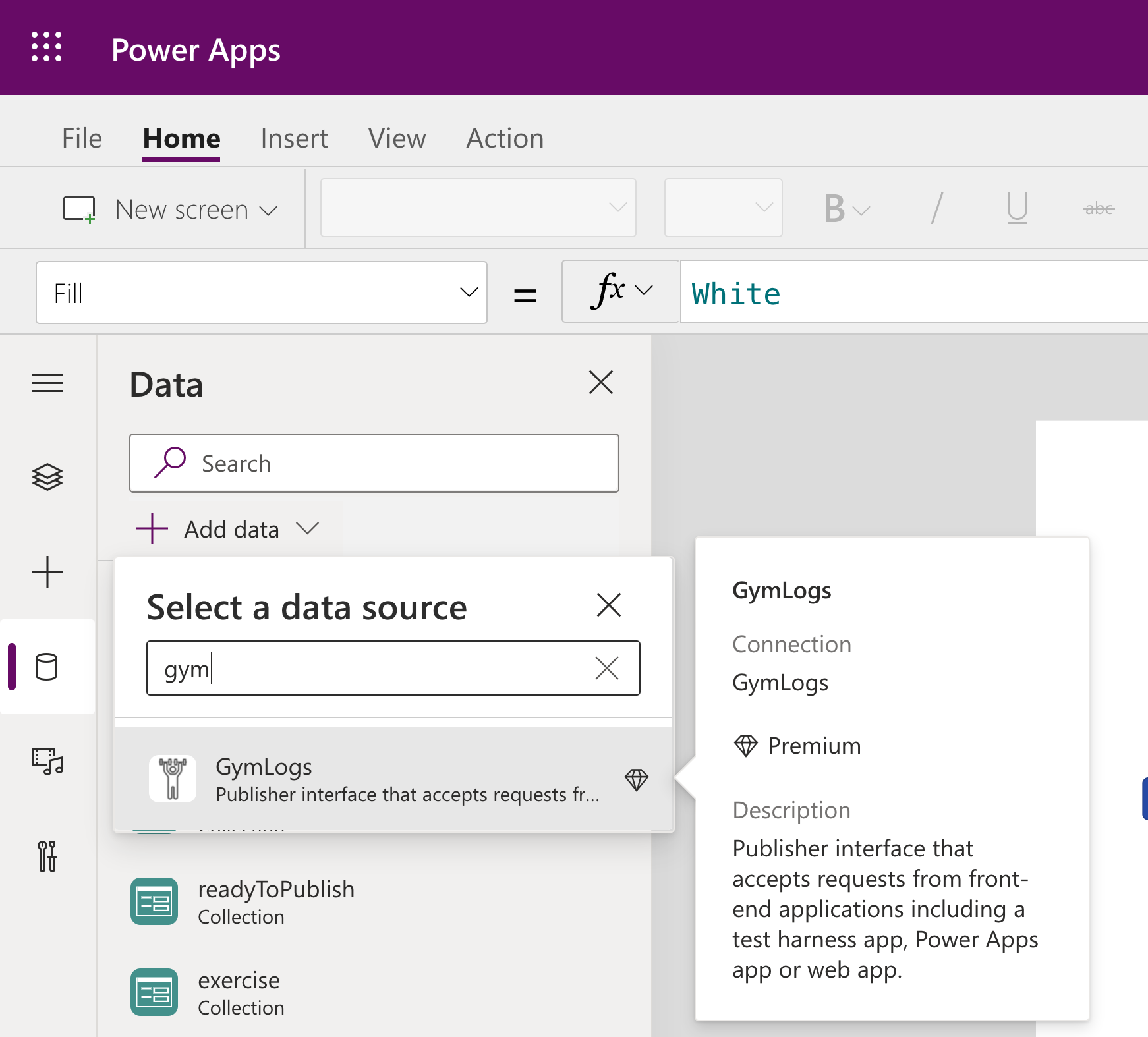 Custom Connector in Power Apps